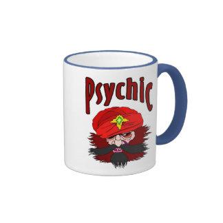 Psíquico Tazas De Café
