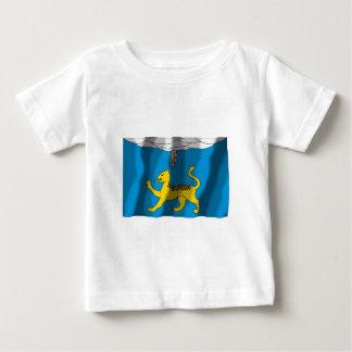 Pskov Oblast Flag T Shirts