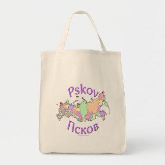 Pskov Russia Tote Bag