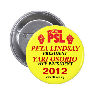PSL 2012 2 INCH ROUND BUTTON