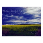 Pslam 19:2 poster
