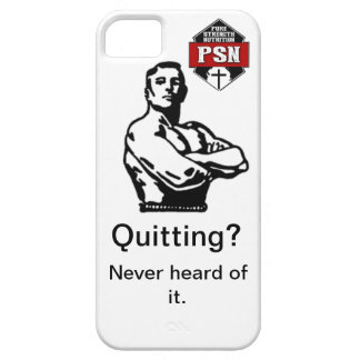PSN QUITTING IPHONE CASE iPhone 5 COVER