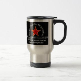 PSO URL logo 2 Mug