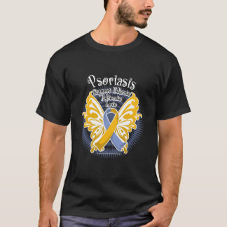 Psoriasis Butterfly 3 T-Shirt