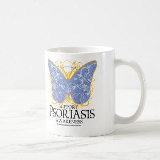 Psoriasis Butterfly Coffee Mug