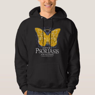 Psoriasis Butterfly Hoodie