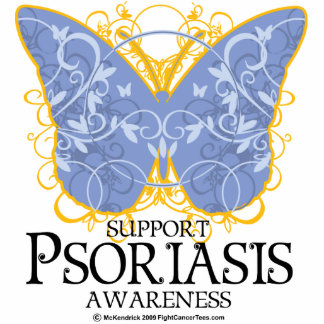 Psoriasis Butterfly Statuette