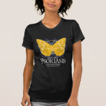 Psoriasis Butterfly T Shirts