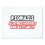 Psoriasis...Cool Kids Custom Announcement