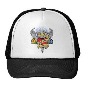Psoriasis Dagger Trucker Hat
