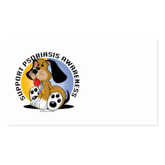 Psoriasis Dog Business Card