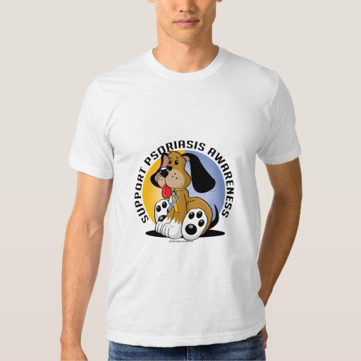 Psoriasis Dog T-Shirt