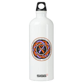 Psoriasis Hope Intertwined Ribbon SIGG Traveler 1.0L Water Bottle