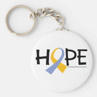 Psoriasis Hope Keychain