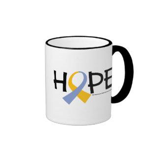 Psoriasis Hope Ringer Mug