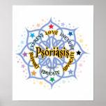 Psoriasis Lotus Impresiones