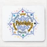 Psoriasis Lotus Tapetes De Raton
