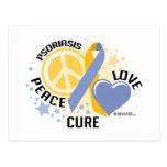 Psoriasis PLC 2 Postcard