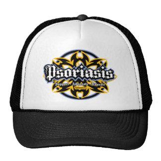 Psoriasis Tribal Trucker Hat