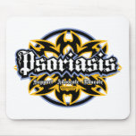 Psoriasis Tribal Mouse Pad
