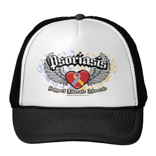 Psoriasis Wings Trucker Hat