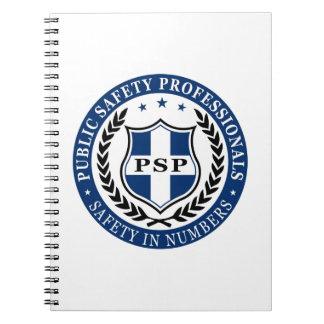 PSP SPIRAL NOTEBOOK
