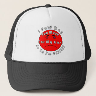 PSSST About gas TRUCKER HAT - Customized