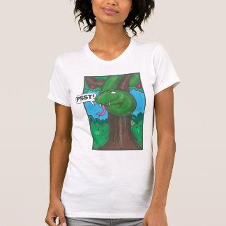 Psst…  #1   ladies T-Shirt