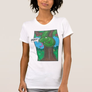 Psst… #2   ladies T-Shirt