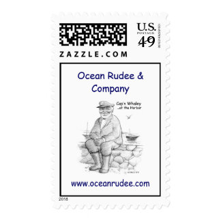 PST - Cap'n Whaley USPS Postage