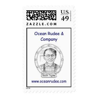 PST - Koichi Tojima USPS Postage Stamps