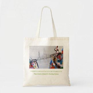PSU SPHR Small Cotton Tote Bag