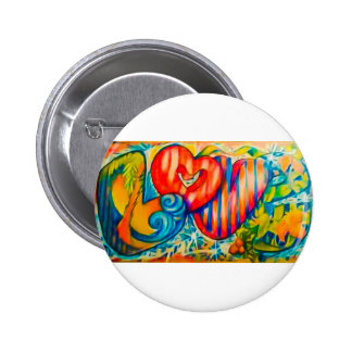 PSX_20161212_love sign Pinback Button