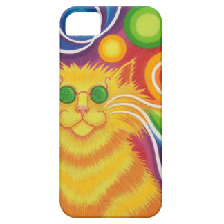 Psy-cat-delic iPhone 5 case