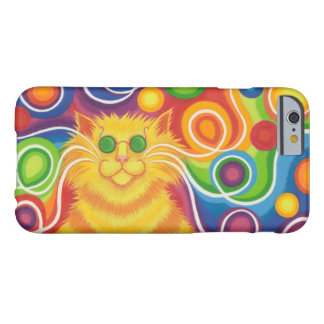 Psy-cat-delic iPhone 6 case horizontal