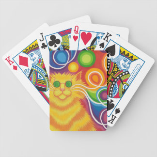 Psy-cat-delic playing cards