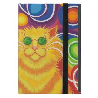Psy -cat-delic Powis iCase mini iPad case