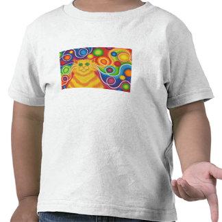 'Psy-cat-delic t-shirt