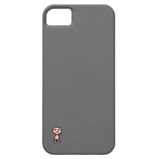 Psy-sci branded iphone 5 case
