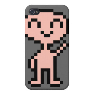 psy-sci iPhone 4/4S cover