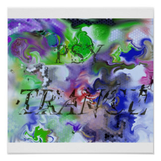 PSY TRance Print