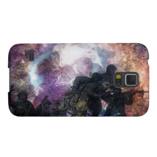 Psychеdеlic Marching, Military Soldiers Case For Galaxy S5