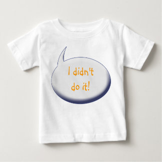 Psych! Fingers Crossed! Baby T-Shirt