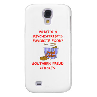 PSYCH joke Galaxy S4 Cover