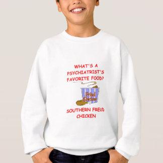 PSYCH joke Sweatshirt
