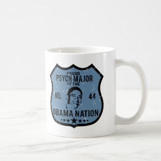 Psych Major Obama Nation Coffee Mug