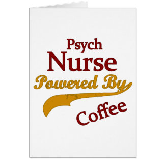 Psych Norse Powered By Coffee Card