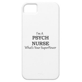 PSYCH NURSE iPhone 5 CASES