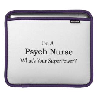 Psych Nurse iPad Sleeve