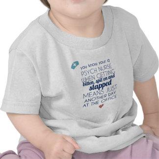 Psych Nurse T-shirt